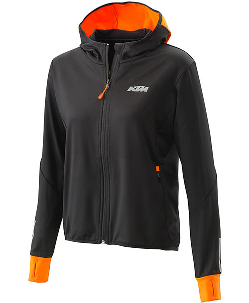 KTM - Emphasis Women Full-Zip Hoodie