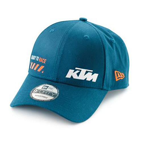 KTM - Pure Blue Men New Era Adjustable Cap