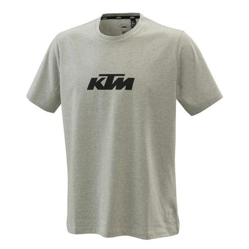 KTM - Pure Logo Grey Men T-Shirt