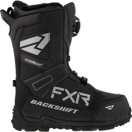 FXR - Backshift Boa Black Adult Boots
