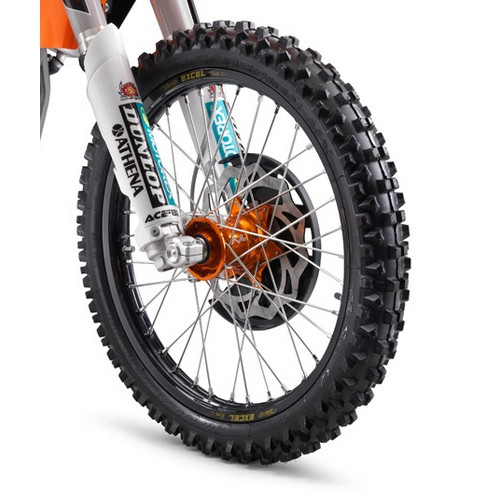 "KTM - Kite Excel 1.6 X 21"" Factory Front Wheel - 26 or 22mm Axle"